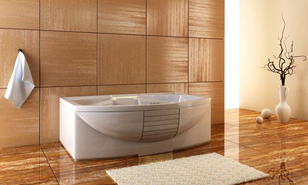 Wenn Sie den Platz haben, sollten Sie sich für eine freistehende Badewanne entscheiden. (Fotoquelle:  Auris / clipdealer.de)