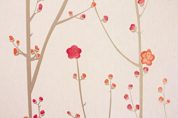 Begrüßen Sie den Frühling auch auf Ihren Wänden! (Bildquelle: foxliverbirds, clipdealer.de)