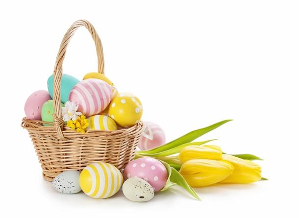 Ein Osterkorb muss nicht langweilig sein! (Bildquelle: egal, clipdealer.de)