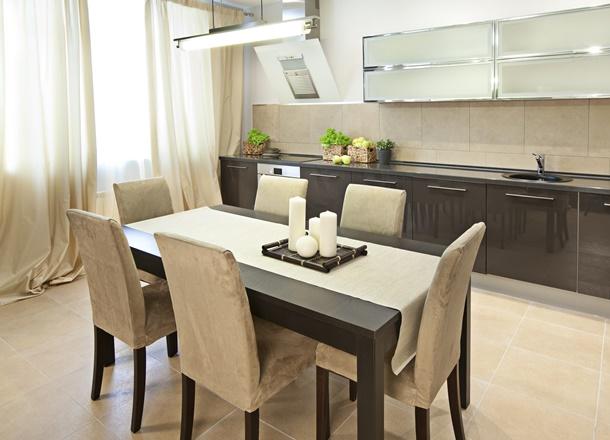 Einfarbig Braun für eine ruhige, entspannte und natürliche Atmosphäre. (Bildquelle: alkir, clipdealer.de)