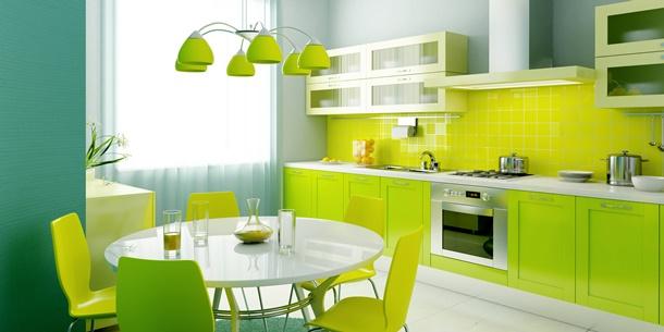 Grün wirkt frisch, natürlich und optimistisch in Ihrem Zimmer. (Bildquelle: Auris, clipdealer.de)