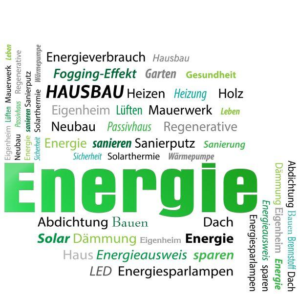 Energiesparendes Bauen ist heute das A und O. (Fotoquelle: simsonne / clipdealer.de)