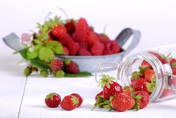 Wir geben Ihnen Tipps, wie Sie mit Ihrem Erdbeerbeet eine reiche Ernte erhalten. (Fotoquelle: CarmenSteiner / clipdealer.de)