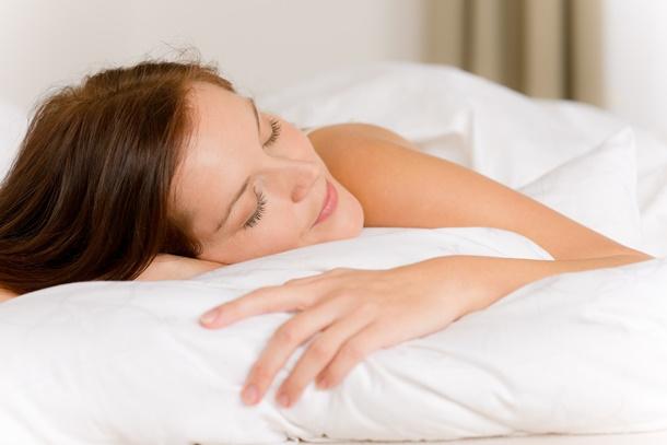 Probleme beim Einschlafen? Vielleicht liegt es an der Qualität Ihres Bettes. (Bildquelle: CandyBoxImages, clipdealer.de)