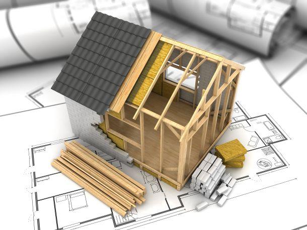 Welche Platten soll ich für die Dachdämmung verwenden? (Fotoquelle: madmaxer / clipdealer.de)