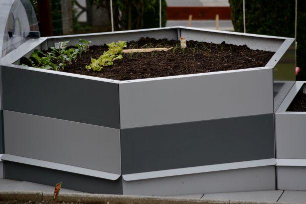 Auch Hochbeete können  in die meisten Gartenplaner aufgenommen werden. (Fotoquelle: alho007 / clipdealer.de)