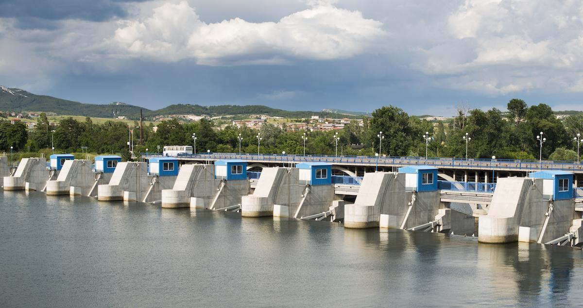 Ökostrom aus Wasserkraft
