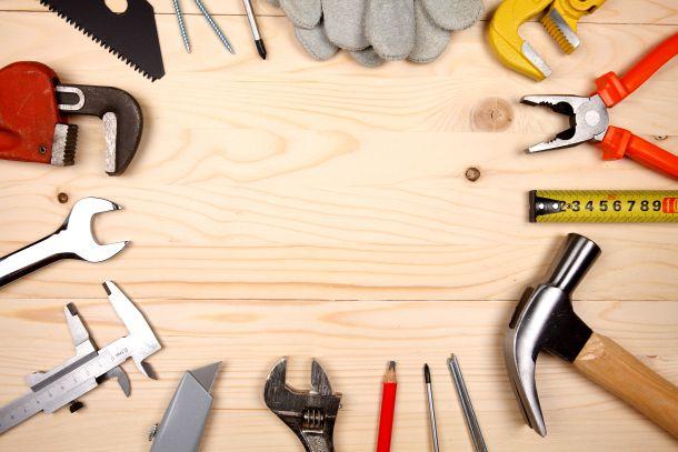 Welche Werkzeuge gehören in einen Haushalt und sind wirklich ein Must Have? (Fotoquelle: bvb1981 / clipdealer.de)