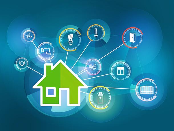 smarte Hausautomation liegt im Trend