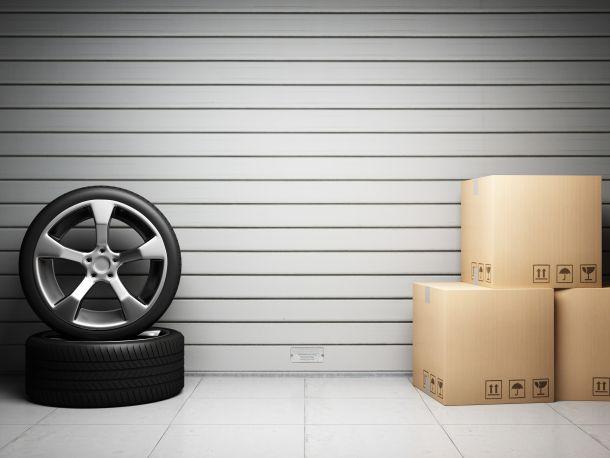 Eine Garage bietet als abgeschlossener und abschließbarer Raum guten Schutz vor Witterung, Diebstahl und Vandalismus. (Fotoquelle: enki / clipdealer.de)