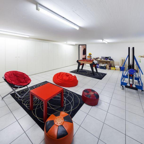 Wollen Sie die Räume häufig nutzen und deswegen beheizen, ist die Kellerdämmung etwas aufwendiger. (Fotoquelle: piovesempre / clipdealer.de)