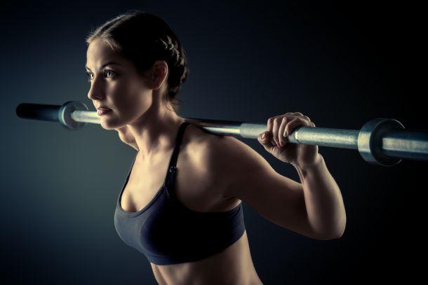 Sie möchten Sport am liebsten zuhause treiben? Dann richten Sie sich doch einen Fitnessraum ein. (Fotoquelle: Prometeus  / clipdealer.de)