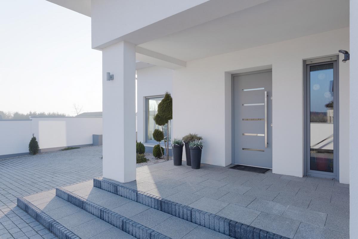 moderne Haustüren sind funktional, einbruchssicher und ästhetisch