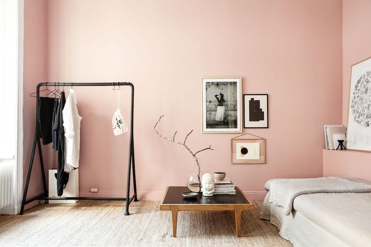 mit trendfarben von 2018 kreative wohnideen verwirklichen mein bau. Black Bedroom Furniture Sets. Home Design Ideas