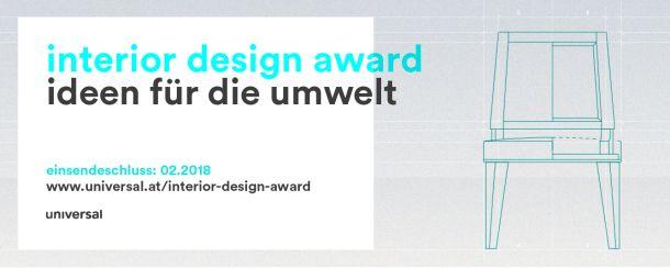 Beim Universal Interior Design Award gibt es Zwei spannende Wettbewerbskategorien und tolle Preise für die besten Entwürfe. (Fotoquelle: Universal)