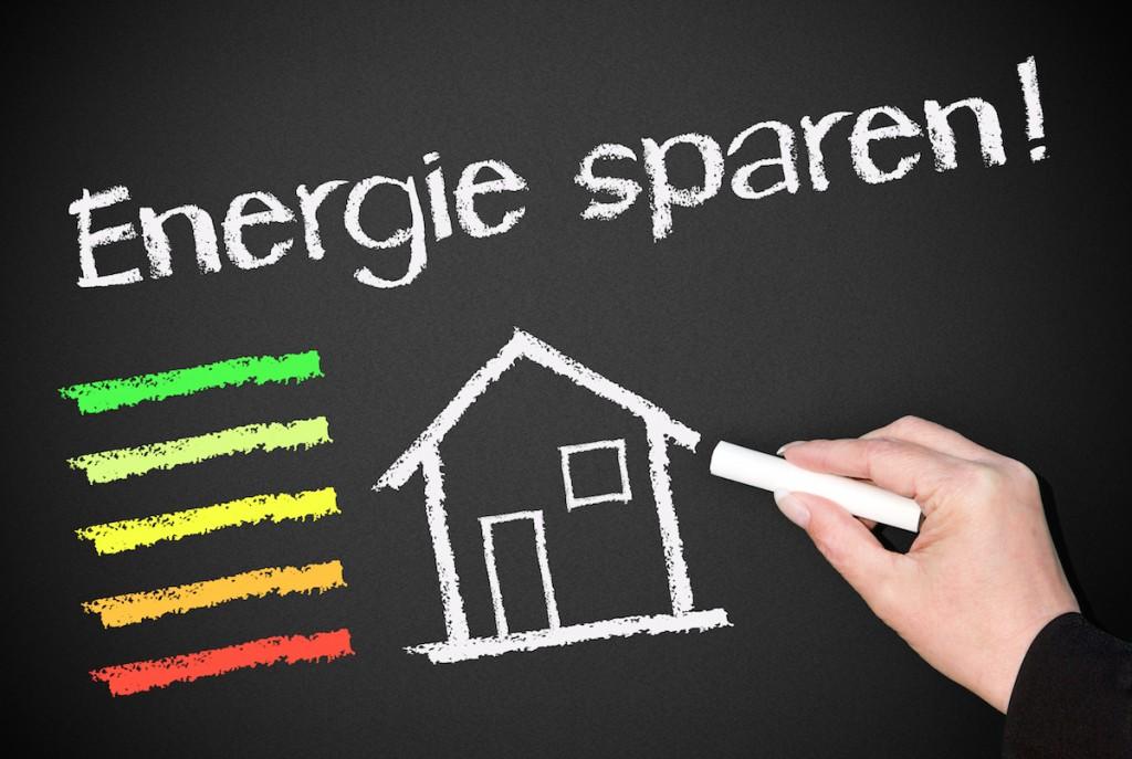Energie sparen lohnt sich