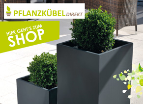 preiswerte Pflanzkübel von pflanzkuebel-direkt.de