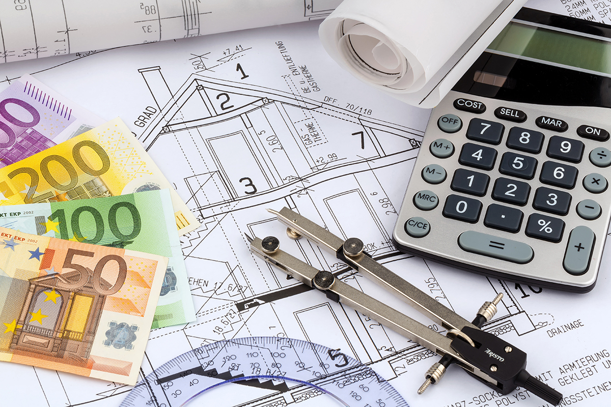 Hausfinanzierung durch Online Kredite passend finanzieren.