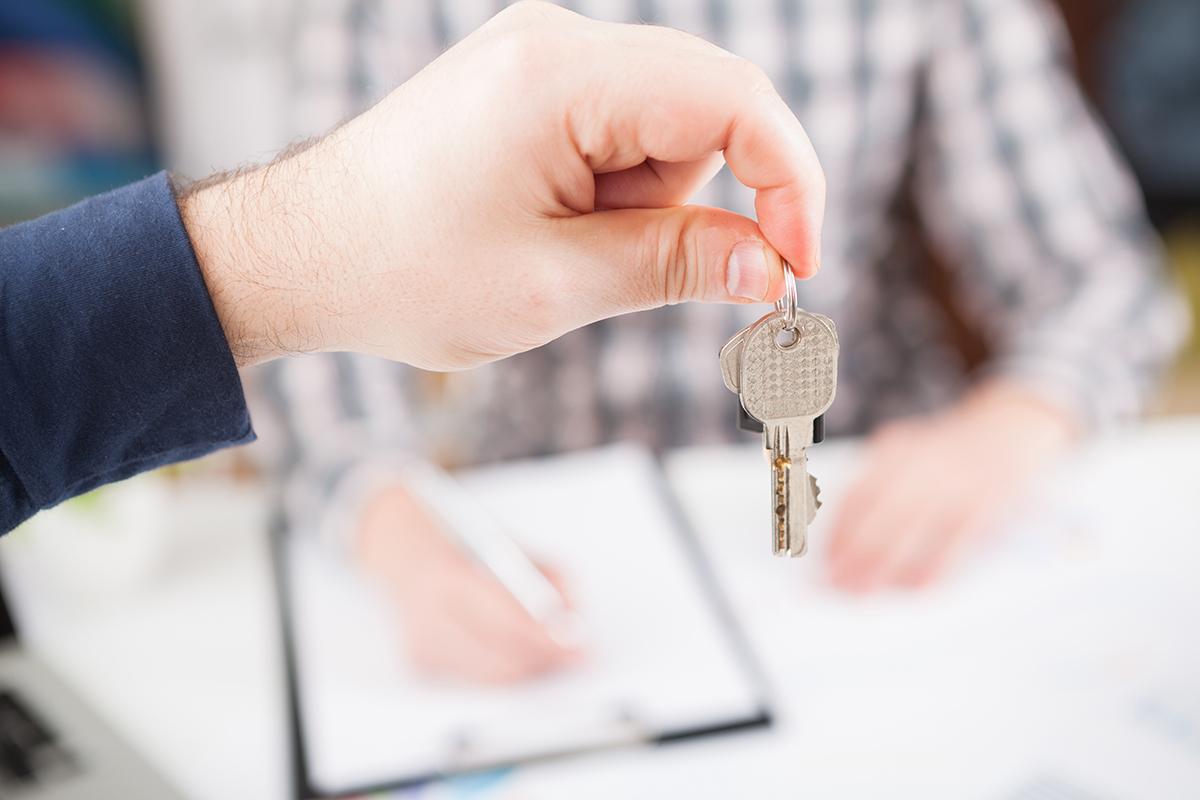 Die Kosten für das Hypotheken-Darlehen sind am ehesten mit der Miete vergleichbar.