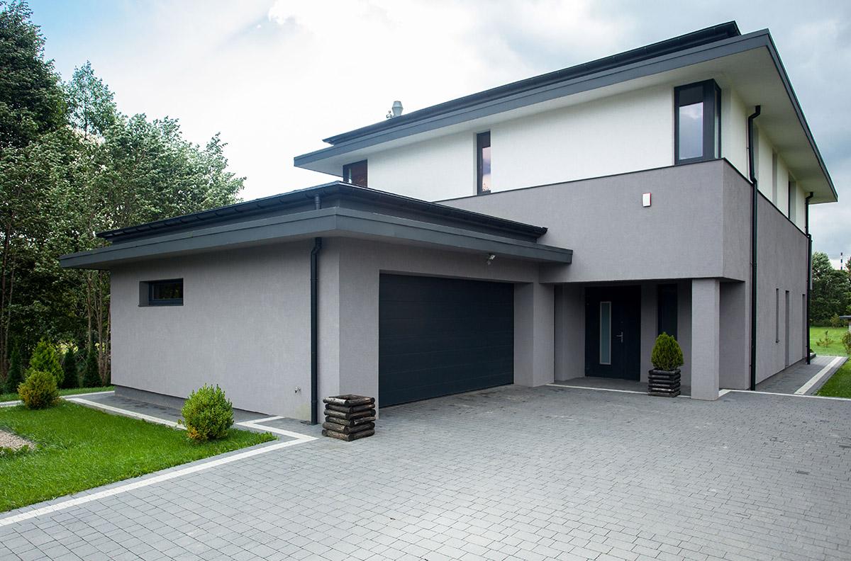 Die Baufirmen bieten den Bauinteressenten verschiedene Ausbaustufen an.