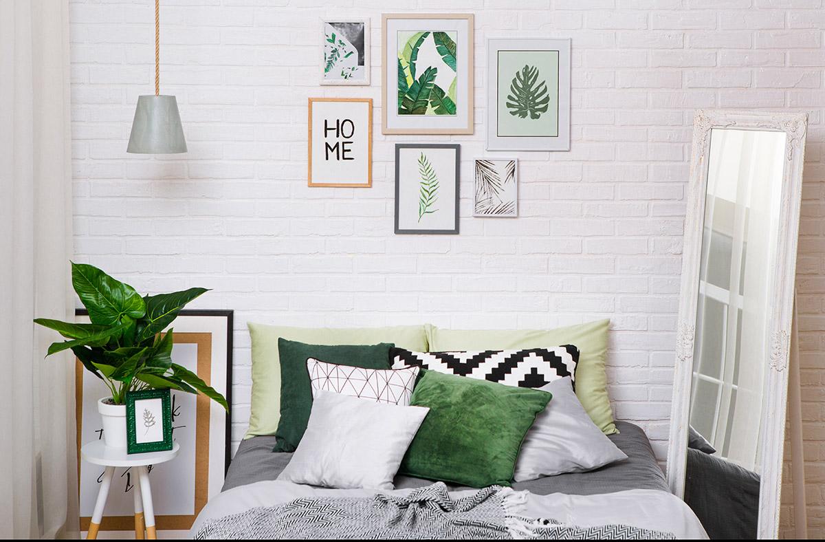 bilder f r das schlafzimmer tipps zur gestaltung mein bau. Black Bedroom Furniture Sets. Home Design Ideas