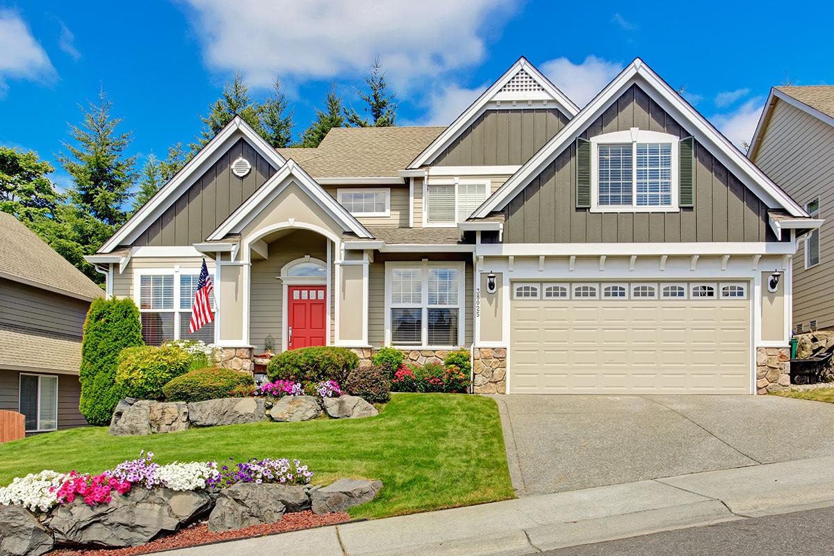 Die staatliche Bauförderung hilft jungen Familien schneller ins eigene Haus.