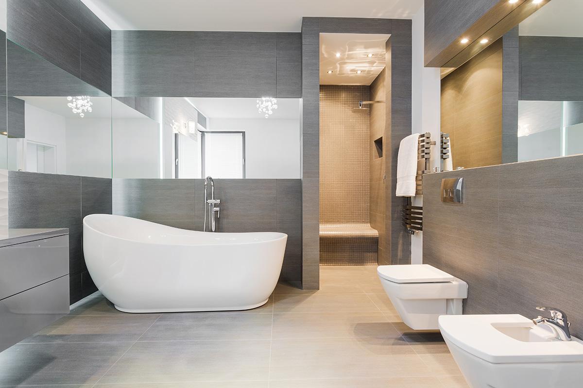 Es lohnt sich, die Planung des Bades zukunftssicher auszurichten.