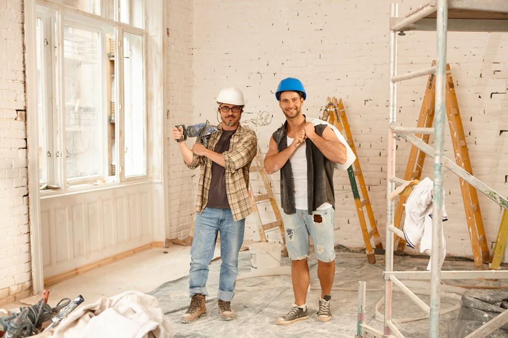 Vor einer Renovierung sollte man jeden folgenden Schritt planen.
