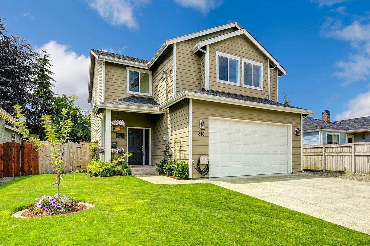 KfW Häuser werden bei hohem Energiestandard von der KfW Bank gefördert.