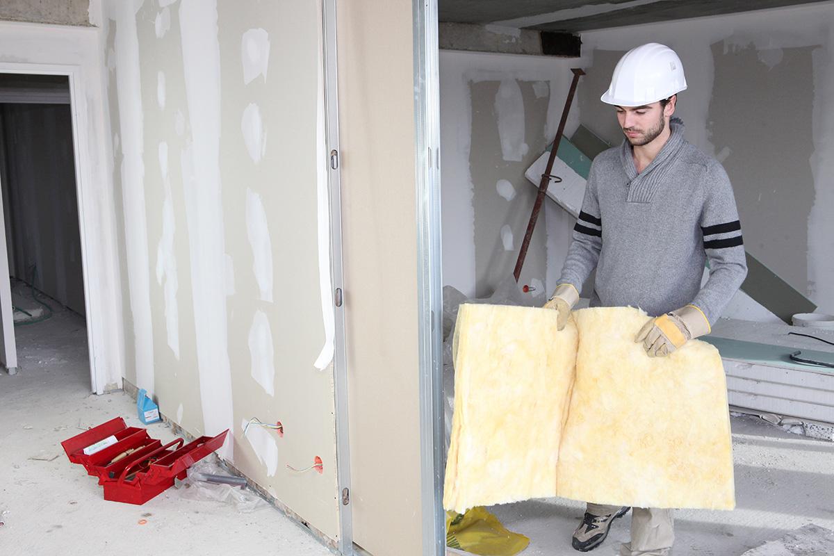 Der Trockenbau ist eine Art des Innenausbaus in Leichtbauweise.