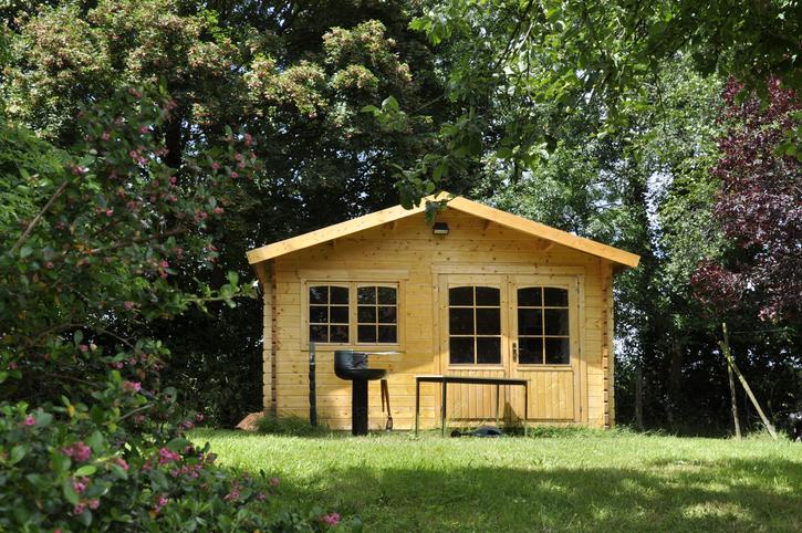 Für ein Gartenhaus gibt es viele Nutzungsmöglichkeiten