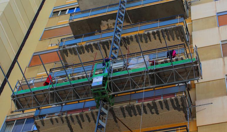 eine Balkonsanierung ist mit viel Know-How verbunden