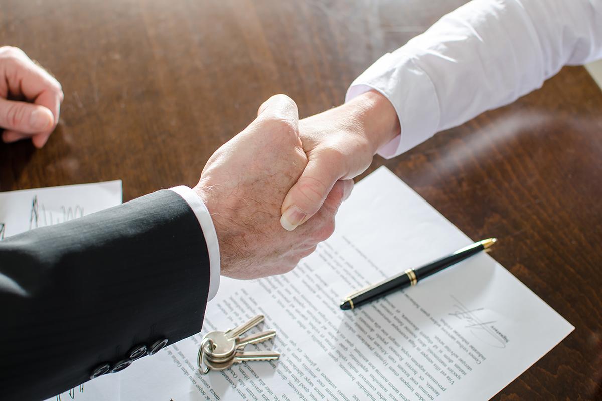Gleichbleibende Tilgungsraten sind selten gewählte Formen der Immobilienfinanzierung.