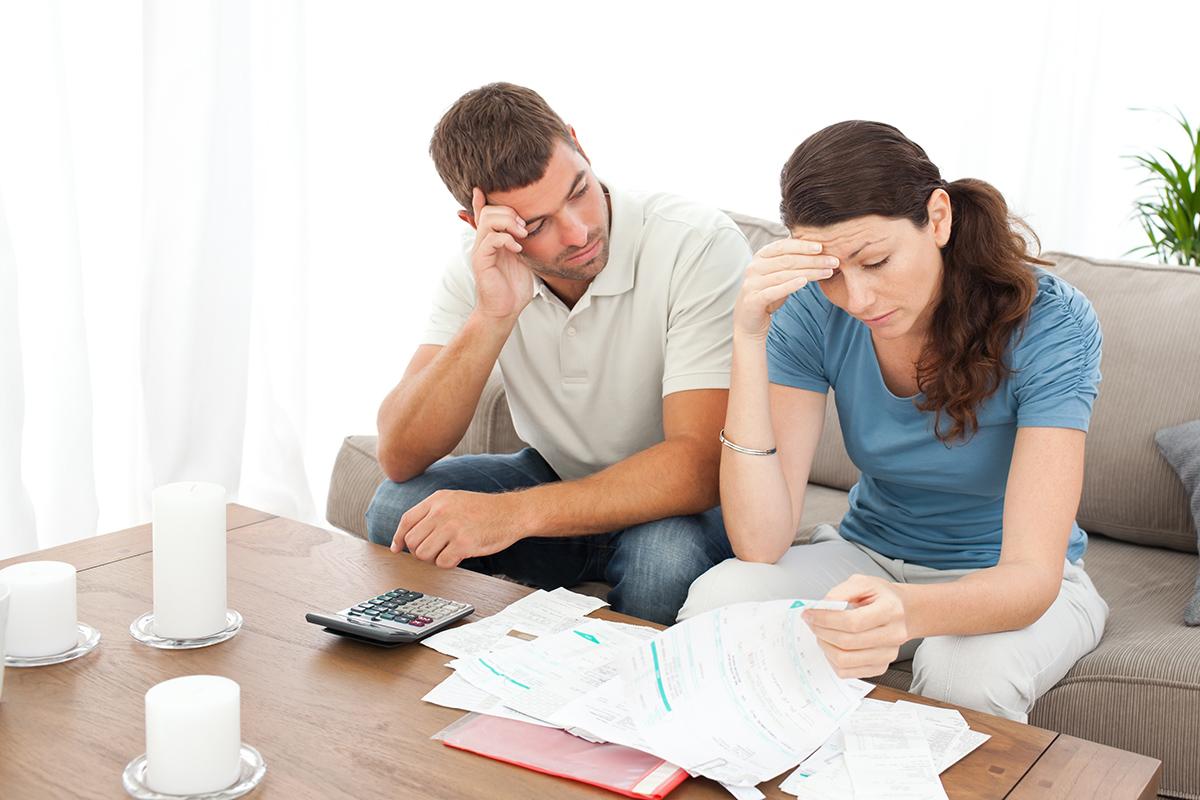 Der Beleihungsauslauf bleibt über den gesamten Finanzierungszeitraum konstant.