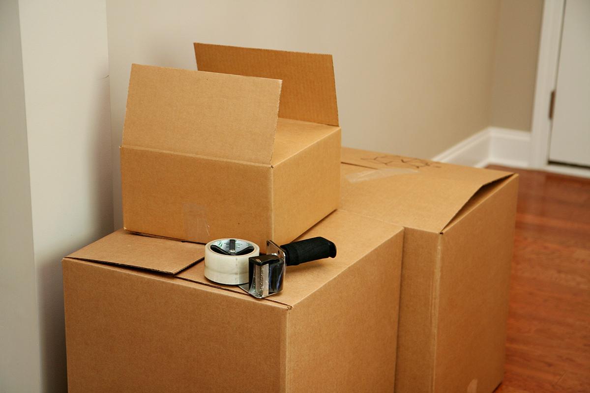 Besonders schwierig beim Wohnung entrümpeln ist es, einen Anfang zu finden.