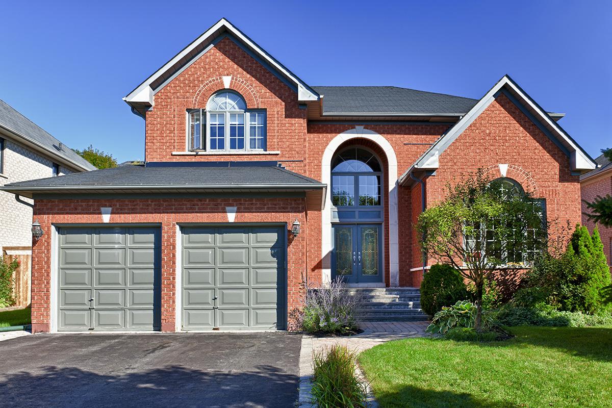 Mehrgenerationenhäuser - Oft werden Mehrfamilienhäuser auch durch Familien genutzt.