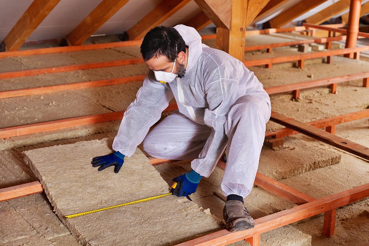 Einen wesentlichen Beitrag zum Klimaschutz leistet die energetische Sanierung von Bestandsbauten.