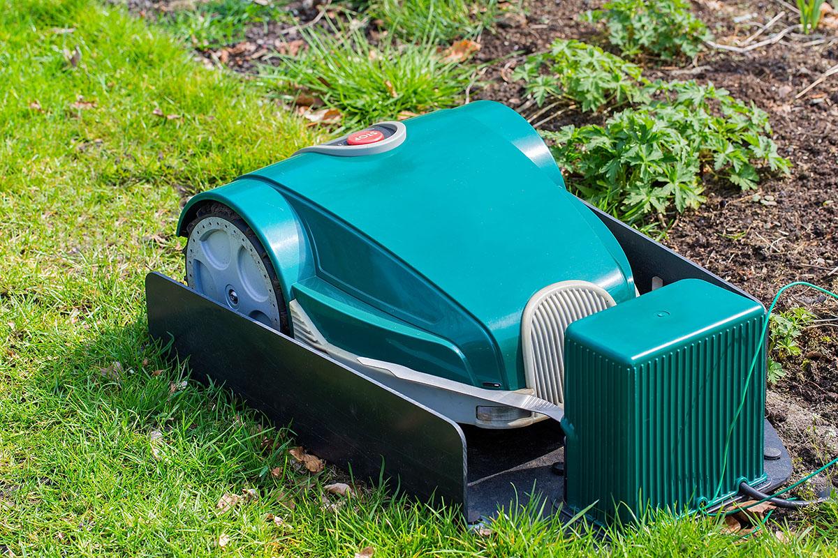 Ein optimal gepflegter Rasen sieht nicht nur wunderschön aus, sondern wächst auch kräftig.