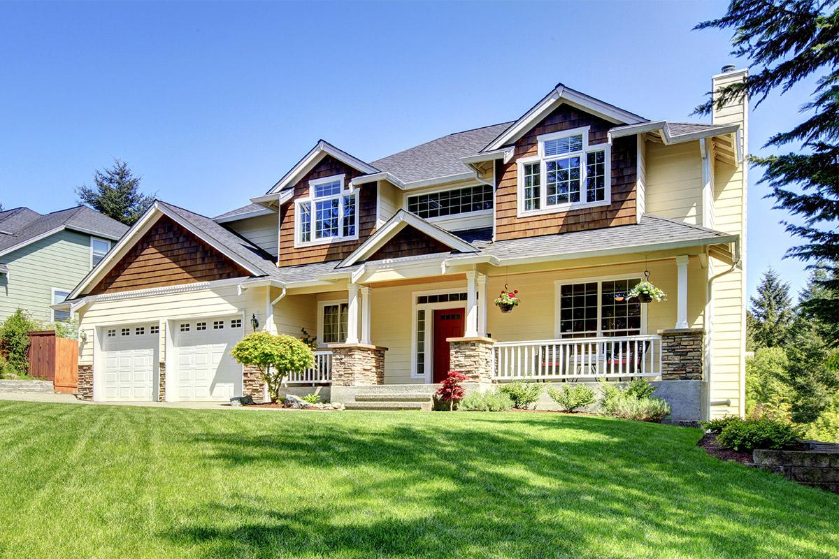 Ein Mehrgenerationenhaus kann auch ein Mehrfamilienhaus sein.