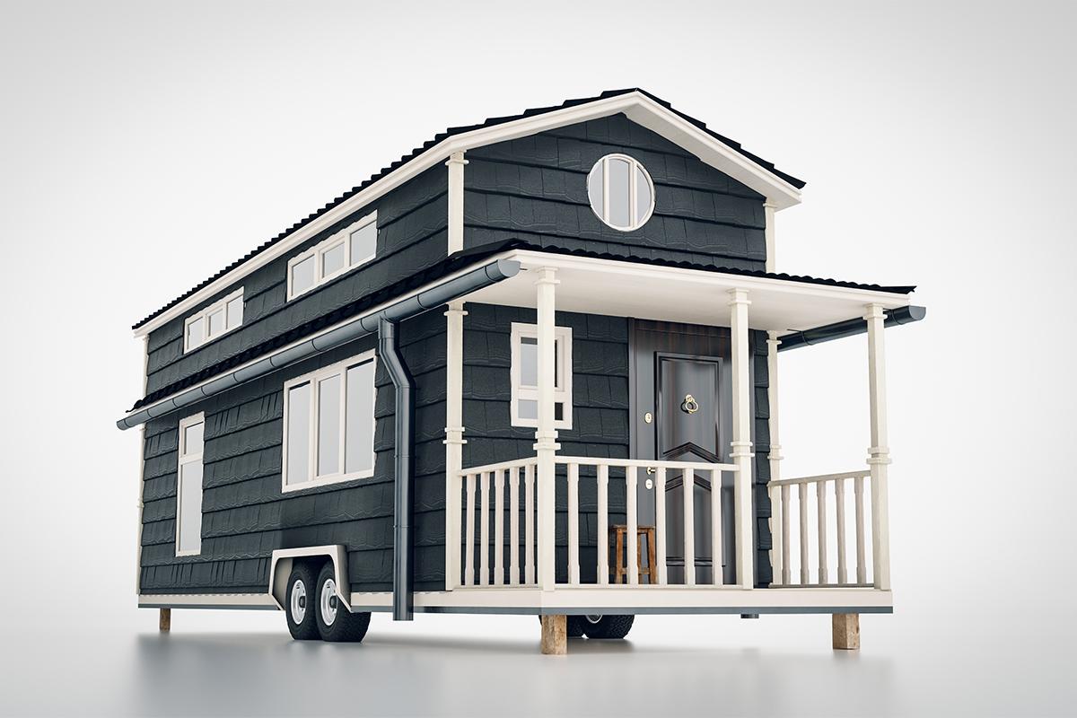 Die Bewilligung für ein Tiny House kann in fester oder mobiler Form erfolgen.