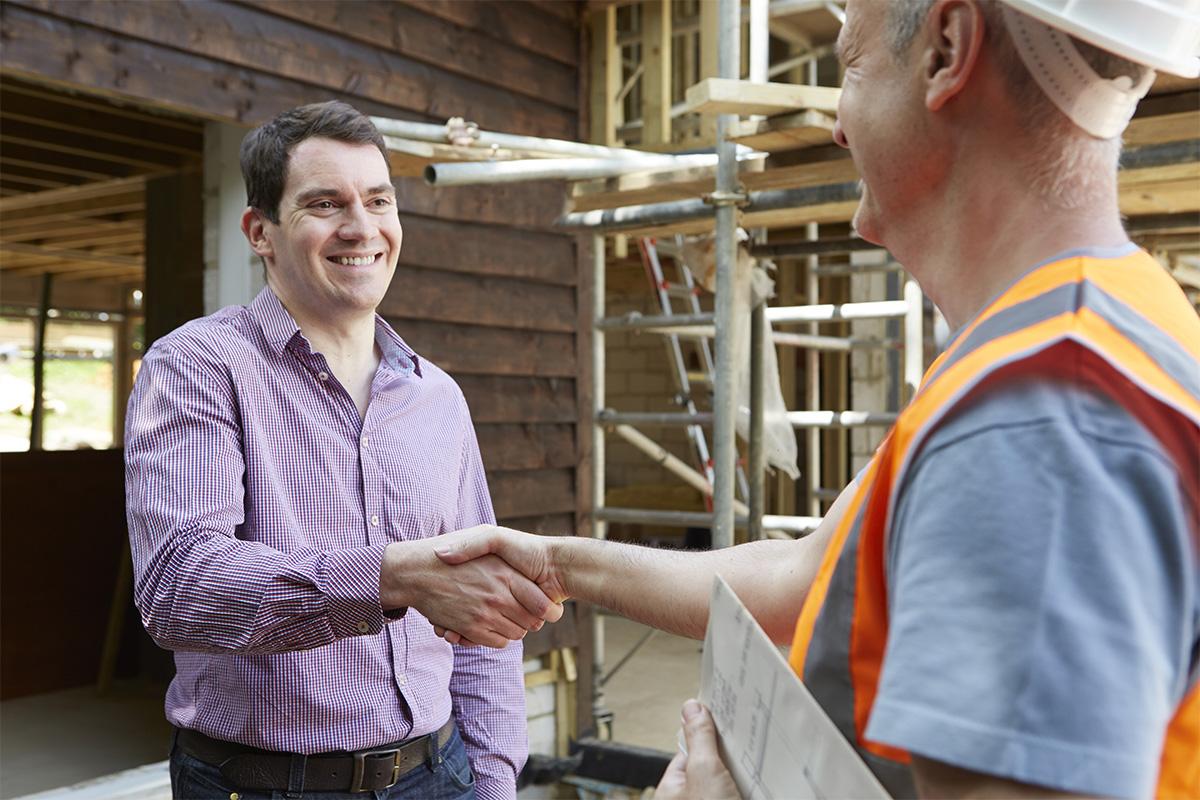 Die Bauabnahme hat rechtliche Folgen und soll den Endpunkt der Bauarbeiten kennzeichnen.