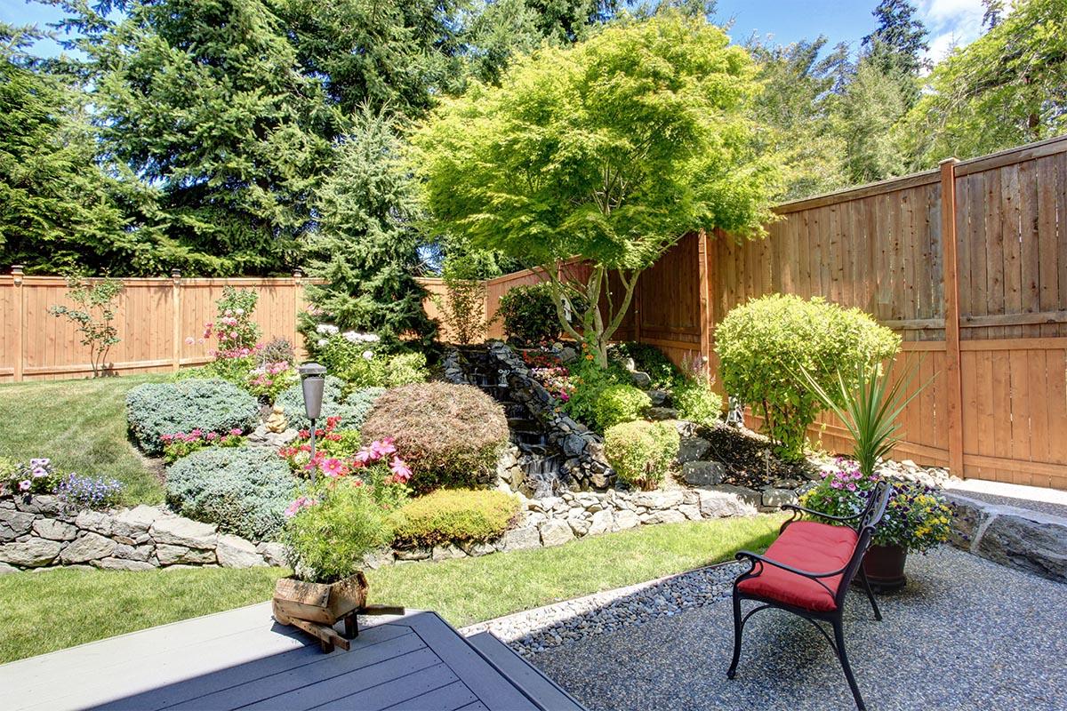 Ein schön gestalteter Garten ist der Traum eines jeden Gärtners.