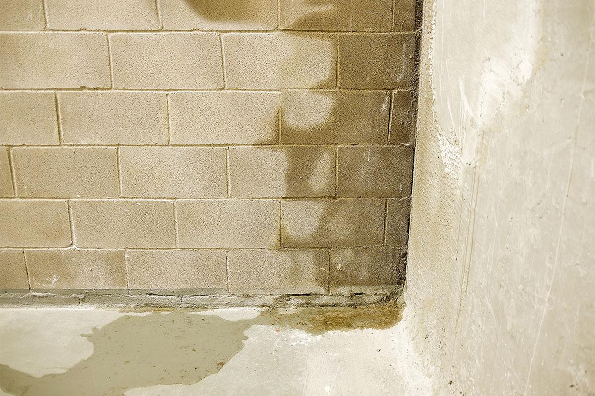 Verschiedene Verfahren kommen zur Abdichtung der Kellerwände und des Kellerbodens zum Einsatz.