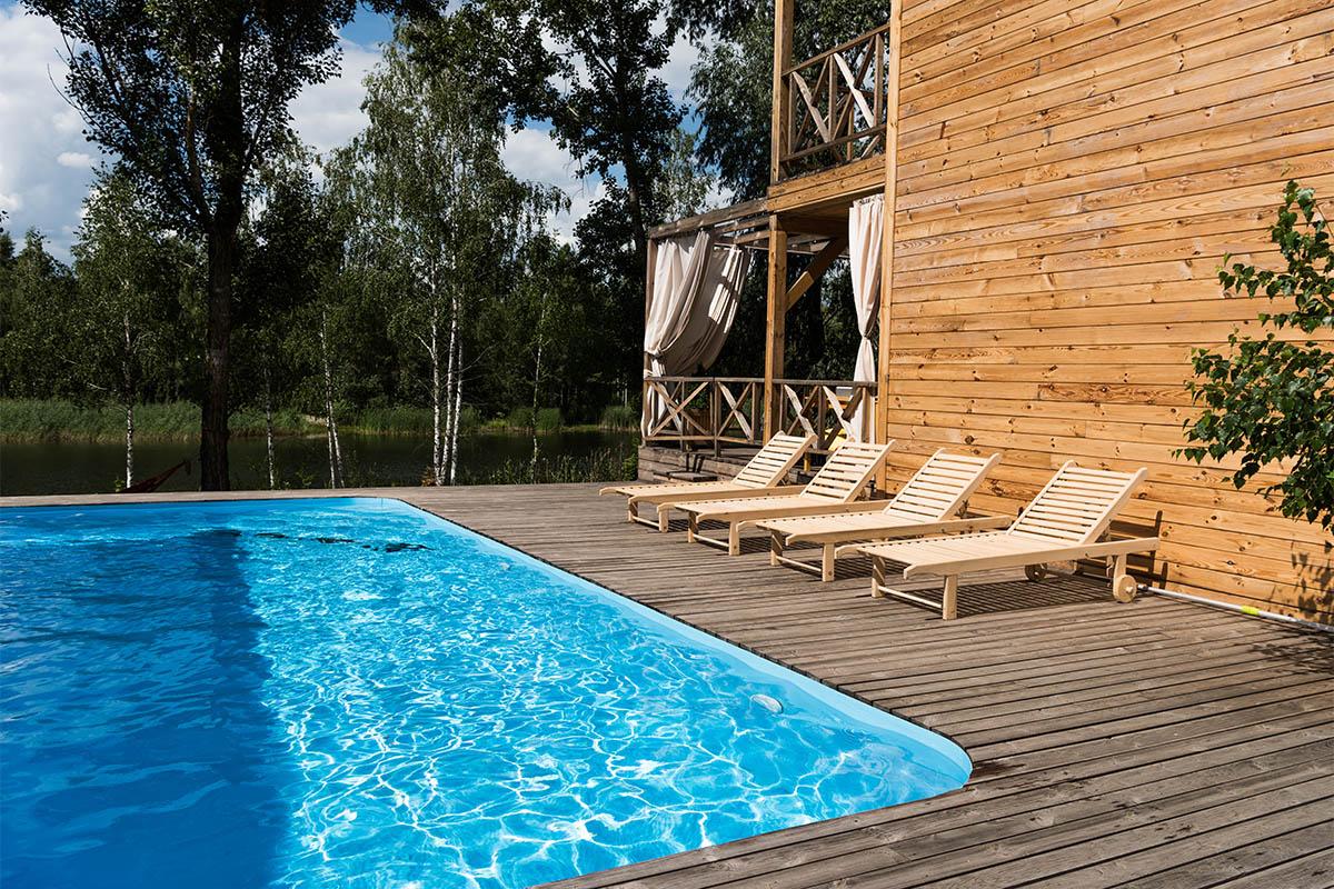 Um jederzeit Baden zu können, ist die Anschaffung eines Pools genau das richtige.