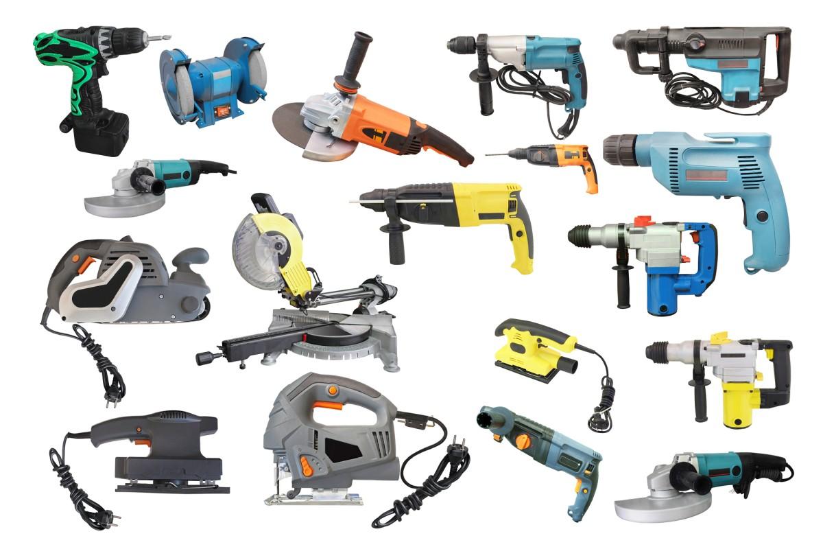 Spezialwerkzeuge und Maschinen