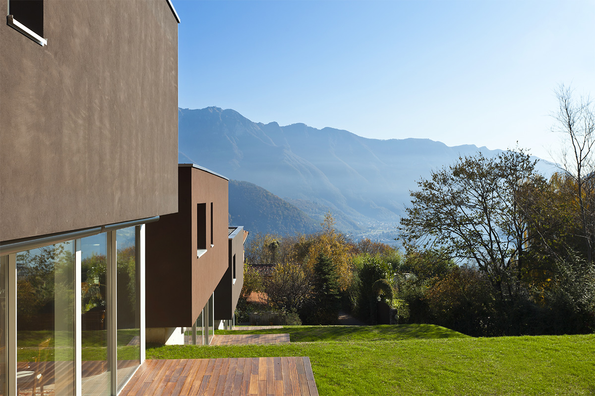 Ein Haus, eine Wohnung oder ein Grundstück wird in die Mikro- und Makrolage kategorisiert.