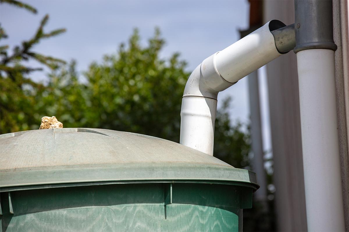 Eine Vermischung von Regen- und Schmutzwasser ist nicht mehr erlaubt.