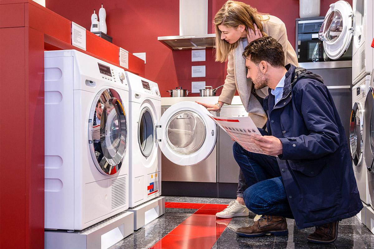 Das Energieverbrauchskennzeichnungsgesetz regelt, wie die Effizienzklassen festgelegt werden.